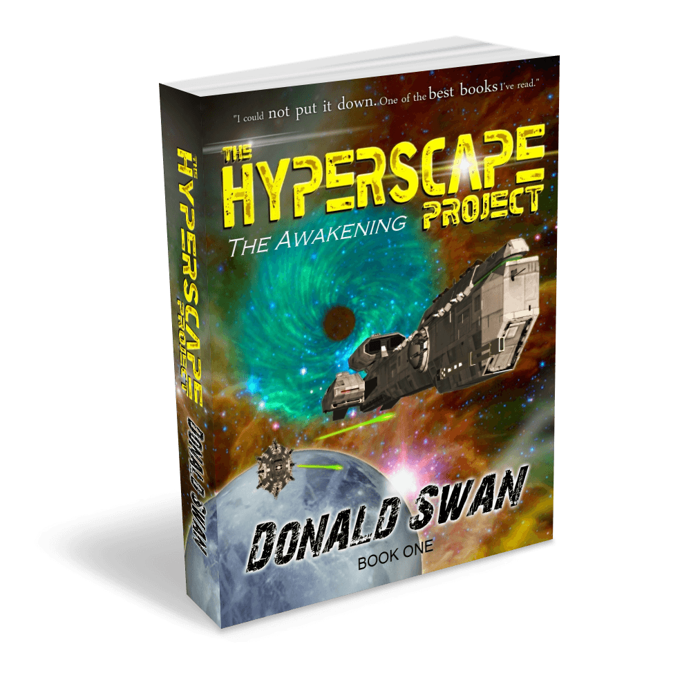 The Hyperscape Project -Science Fiction - Star Trek - Star Gate